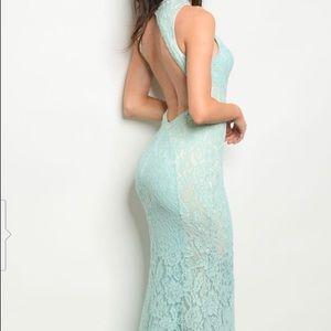Dresses & Skirts - Blue Formal Dress